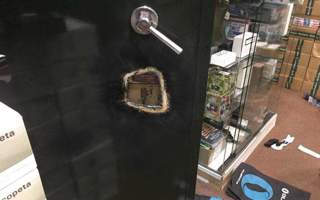 La seguridad en las armerías y en nuestras casas