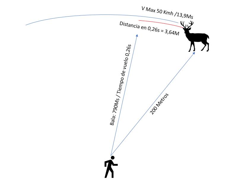 Lance a 200 metros: verdad o mentira?