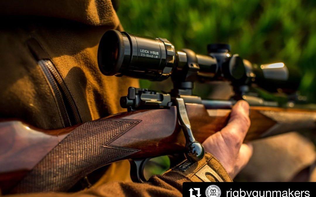 El mejor rifle montero